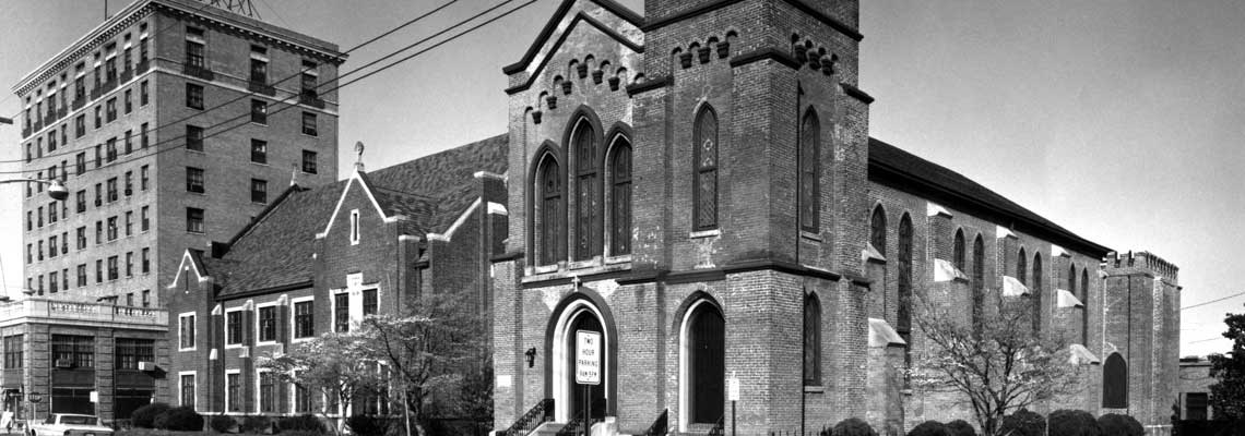The History of Christ Episcopal Church in Elizabeth City, NC