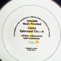 250,000 Meals Provided by Church of Christ